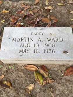 """Martin Augustus """"Gus"""" Ward"""