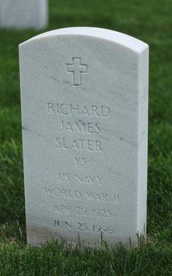 Richard James Slater