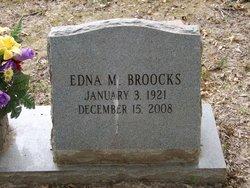 Edna Grey <I>Mann</I> Broocks