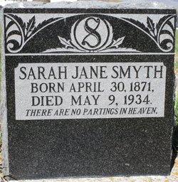 Sarah Jane Smyth