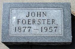 John Foerster