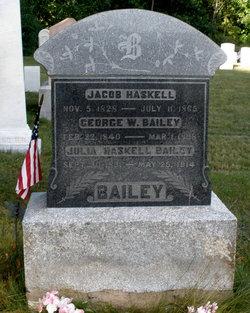 Julia <I>Haskell</I> Bailey
