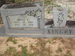 David C Kingry