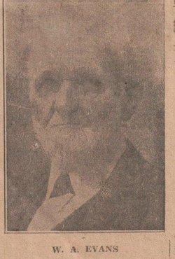 Judge William Ashley Evans