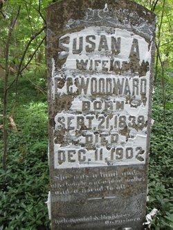 Susan <I>Shaver</I> Baird Woodward