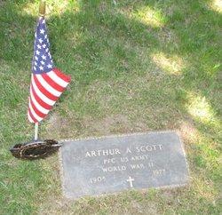 Arthur A Scott