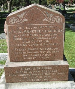 Louise Annette Seabrook