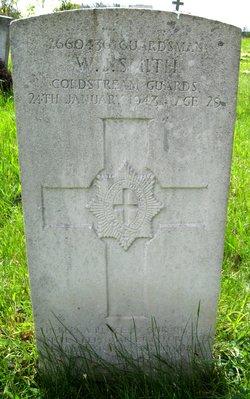 Guardsman William James Smith