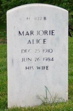 Marjorie Alice Adrian