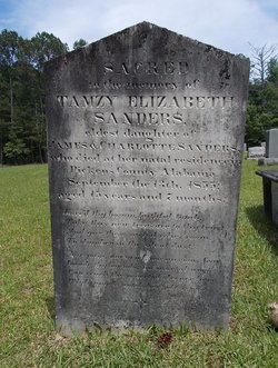 Tamzy Elizabeth Sanders