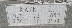 """Katherine Louise """"Kate"""" <I>Kennedy</I> Bagwell"""