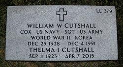 William W Cutshall