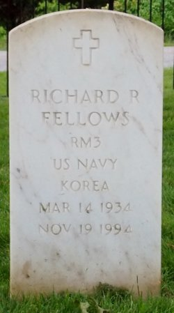 Richard R Fellows