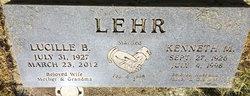 Kenneth Merle Lehr