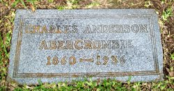 Charles Anderson Abercrombie