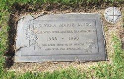 Elvera Marie <I>Peterson</I> Janson