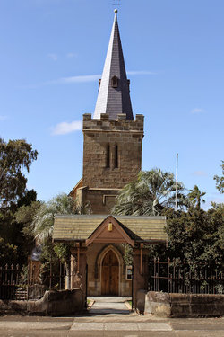 St. Thomas Anglican Cemetery