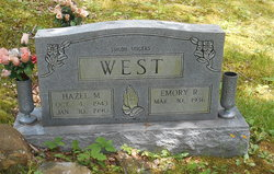 Hazel Marie <I>Wilson</I> West
