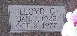 Lloyd G Miller
