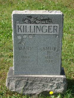 Mary Alice <I>McIntosh</I> Killinger