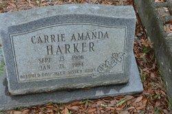 Carrie Amanda Harker