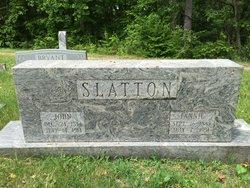 John Lewis Slatton