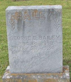 George E. Bailey