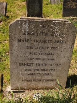 Mabel Frances Abbey