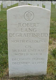 Robert Lang Degraffenreid