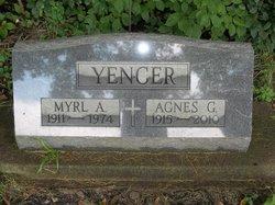 Agnes G <I>McGuire</I> Yencer