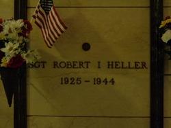 Sgt Robert Heller
