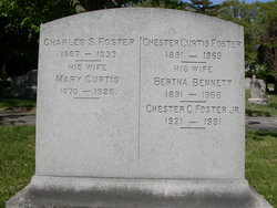 Chester Curtis Foster, II