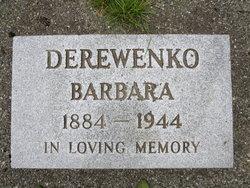 Barbara Derewenko