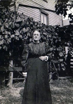 Martha Ann <I>Mounts</I> Parker
