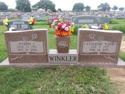 "Joseph James ""Joe"" Winkler"