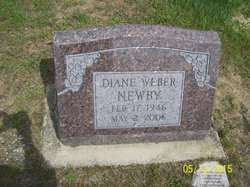 Diane <I>Weber</I> Newby