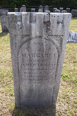 Margaret <I>Hunter</I> Liggett