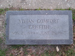 Vivian Lucille <I>Comfort</I> Griffith