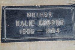Dalie S. <I>Steffan</I> Ahrens