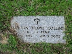 Dr Madison Travis Collins