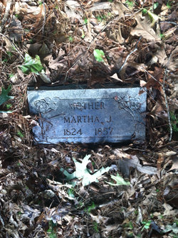 Martha Jane <I>Montgomery</I> Pryor