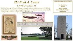 1Lt Fred Allen Couse