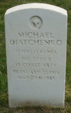 Michael Diatchencko