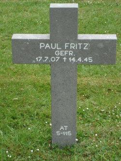 Paul Fritz