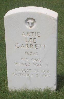 Artie Lee Garrett