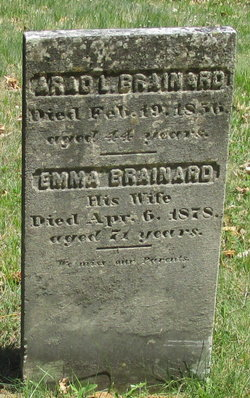 Arad Lewis Brainard