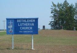 Bethlehem Lutheran Church Cemetery