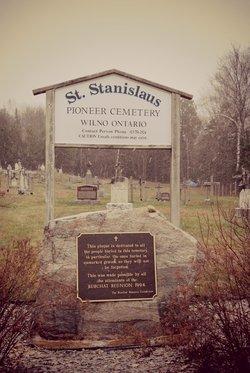 Saint Stanislaus Pioneer Cemetery