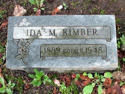 Ida Myrtle <I>Hoyer</I> Kimber