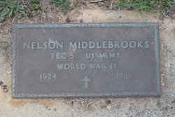 Nelson J Middlebrooks
